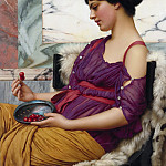 Ismenia, John William Godward