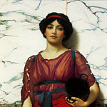 Grecian Idyll, John William Godward