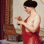 The New Perfume, John William Godward
