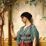 The trysting place, John William Godward