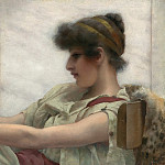 Reverie, John William Godward