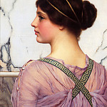 A Grecian Lovely, John William Godward