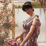 The Flowers of Venus, John William Godward