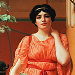 Nerissa, John William Godward