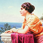 The Belvedere, John William Godward