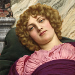 John William Godward - MYRHINNA