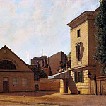 Eduard Gaertner - The Studio of the Gropius Brothers