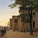 Eduard Gaertner - The New Guard