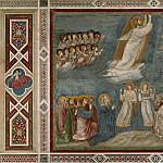 38. Ascension, Giotto di Bondone