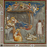 17. Nativity, Giotto di Bondone