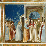 Giotto di Bondone - 11. Marriage of the Virgin