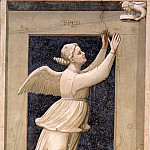 46 The Seven Virtues: Hope, Giotto di Bondone