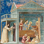 Giotto di Bondone - 07. The Birth of the Virgin