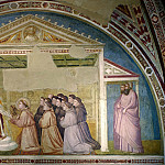 Bardi Chapel: Confirmation of the Rule, Giotto di Bondone