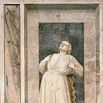 Giotto di Bondone - 51 The Seven Vices: Wrath