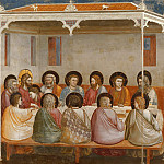 Giotto di Bondone - 29. Last Supper
