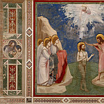 Giotto di Bondone - 23. Baptism of Christ
