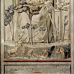 50 The Seven Vices: Injustice, Giotto di Bondone