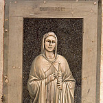 42 The Seven Virtues: Temperance, Giotto di Bondone