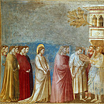 Giotto di Bondone - 12. Wedding Procession