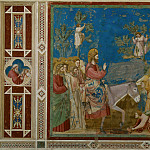 Giotto di Bondone - 26. Entry into Jerusalem