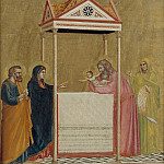 Giotto di Bondone - Presentation in the Temple