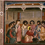 30. Washing of Feet, Giotto di Bondone