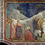 Scenes from the Life of Mary Magdalen: Raising of Lazarus, Giotto di Bondone