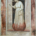 48 The Seven Vices: Envy, Giotto di Bondone