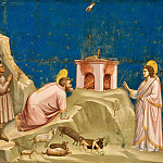 Giotto di Bondone - 04. Joachims Sacrificial Offering