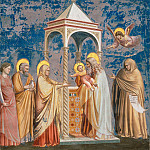 19. Presentation of Christ at the Temple, Giotto di Bondone