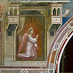 Giotto di Bondone - 14. Angel of the Annunciation
