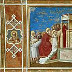 Giotto di Bondone - 08. Presentation of the Virgin in the Temple