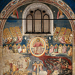 54 Last Judgment, Giotto di Bondone