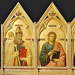 Fra Angelico - Badia Polyptych