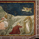 Scenes from the Life of Mary Magdalen: Noli me tangere, Giotto di Bondone