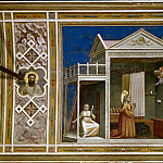 Giotto di Bondone - 03. Annunciation to St Anne