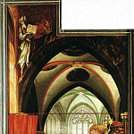 Matthias Grunewald - The Annunciation