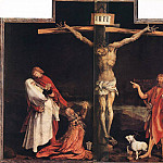 Matthias Grunewald - The Crucifixion