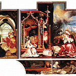 Matthias Grunewald - Isenheim Altarpiece second view