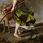 Orazio Gentileschi - Diana the Hunter