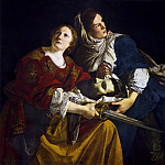 Guercino (Giovanni Francesco Barbieri) - Judith and Her Maidservant with the Head of Holofernes