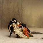 Duel after a Masked Ball, Jean-Léon Gérôme