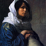 Jean-Léon Gérôme - Gerome_Jean_Leon_Egyptian_Water_Carrier