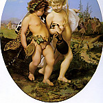 Bacchus_and_Cupid, Jean-Léon Gérôme