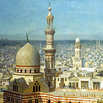 View Of Cairo, Jean-Léon Gérôme