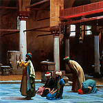 Prayer_in_the_Mosque, Jean-Léon Gérôme