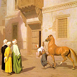 Jean-Léon Gérôme - review of the horse