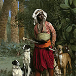 Jean-Léon Gérôme - Master of the Hounds