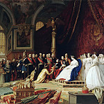 Jean-Léon Gérôme - The_Reception_of_the_Siamese_Ambassadors_at_Fontainebleau